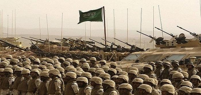 استخدمت القوات العسكرية السعودية أسلحة محرمة في حربها على اليمن وأستهدفت المدنين والمنشأت الحيوية . ( صورة أرشيفية )