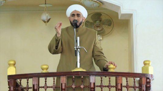 """نائب رئيس """"مجلس علماء الرباط المحمدي"""" في العراق الشيخ محمد النوري"""