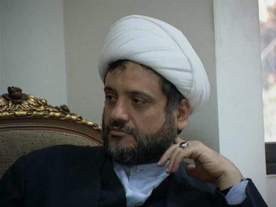 """رئيس """"الهيئة الإدارية في تجمع العلماء المسلمين"""" في لبنان الشيخ الدكتور حسان عبد الله"""
